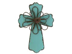 wire & wood crosses - Google Search