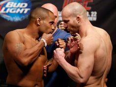 #UFC 170, Daniel Cormier vs. Patrick Cummins. Vegas odds: Cormier (-1,200) v. Cummins (+1,050). Good day for the underdog to win, go Patrick!