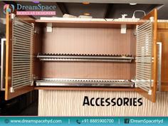 Manufactured using high grade steel and other requisite raw material, our range is reckoned for its innovative designs, attractive looks and durability.