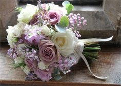 Pretty Pink Summer Bouquet - The Divine Flower Company