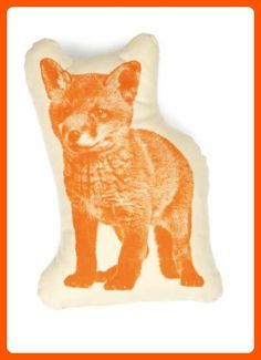 Areaware Fox Pillow Doll - Lovley creatures (*Amazon Partner-Link)