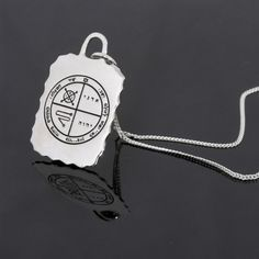 King Solomon Seals Jewelry   Amuleto Sellos Pentáculo de Salomón   Kabbalah Talismans, Pentacles & Amulets - Solomon Seals