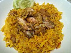 Thai Street Food - Khao Mok Gai
