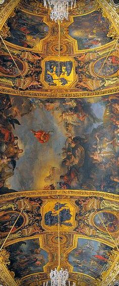 Versailles France,   by Maurizio Fontana