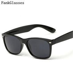 FankGlasses Fashion Retro Rivet Sunglasses Men and Women Polarized Sunglass Brand Designer UV400 Glasses Eyewears Accessories