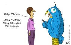 25 Social Media Jokes and Comics… Episode ( Social Media Humor, Social Networks, Twitter Tips, Twitter Followers, Funny People, The Funny, Designer, How To Become, At Least