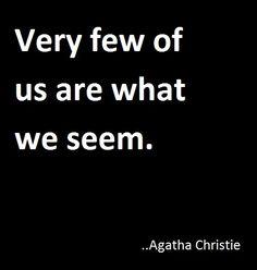 Agatha Christie (British mystery novelist, no relation to Gov. Chris Christie)