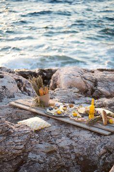 Bohemian Beach Bride On Sunny Croatian Shores | Love My Dress® UK Wedding Blog