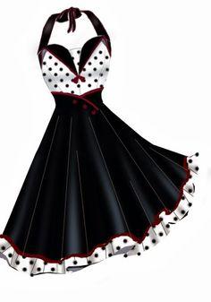 Blueberry Hill Fashions : Rockabilly Dresses by blueberryhillfashions.com