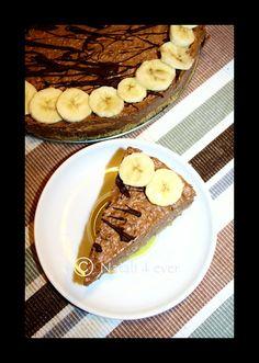 Banana and coconut cake
