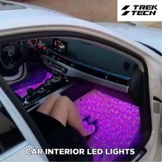 Bling Car Accessories, Car Interior Accessories, Car Interior Decor, Mercedes Accessories, Interior Led Lights, Car Led Lights, Jeep Wrangler Accessories, Car Mods, Car Gadgets