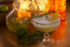 Pine Needle Margarita: Loa Bar, New Orleans : Autumn Cocktails Jack Maxwell Might Sip : TravelChannel.com