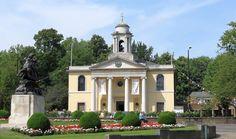 St. John's Wood church