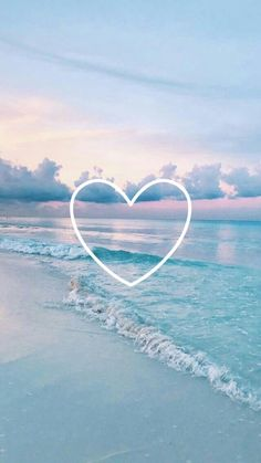 C u t e♡ love wallpaper backgrounds, heart wallpaper, iphone wallpaper summer, pretty phone Love Wallpaper Backgrounds, Pretty Backgrounds, Beach Wallpaper, Wallpaper Iphone Cute, Pretty Wallpapers, Aesthetic Backgrounds, Aesthetic Iphone Wallpaper, Aesthetic Wallpapers, Iphone Wallpapers