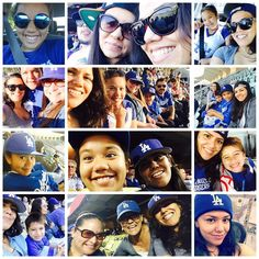 THINK BLUE: Some of my favorite memories at Chavez Ravine in honor of the new season  #Dodgers #baseball by itseepeezy