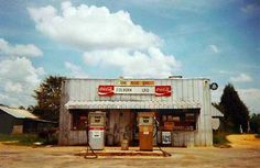Coburn Grocery, Uniontown -William Christenberry