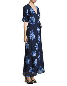 1f92ef49ea6  lt ul gt  lt li gt Captivating floral print accents a lovely maxi dress