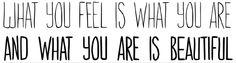 So true listen to the wisdom! Sung by The Goo Goo Dolls. From. http://pinterest.com/pin/131308145355024518/