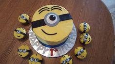 Minnon's Cake & Cupcakes
