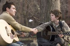 August Rush (2007) Jonathan Rhys Meyers and Freddie Highmore