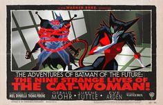 The Strange Nine Lives of The Cat-Woman! by tnperkins.deviantart.com on @deviantART