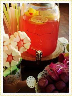 Rica limonada con patito