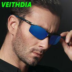 $27.00 (Buy here: https://alitems.com/g/1e8d114494ebda23ff8b16525dc3e8/?i=5&ulp=https%3A%2F%2Fwww.aliexpress.com%2Fitem%2F2015-HD-Men-Brand-Designer-Sports-Driving-Polarized-Sunglasses-Glasses-Goggles-Aluminum-Magnesium-Frame-oculos-de%2F32408499858.html ) VEITHDIA 2016 HD Men Brand Designer Driving Polarized Sunglasses Glasses Goggles Aluminum Magnesium Frame oculos de sol VB6588 for just $27.00