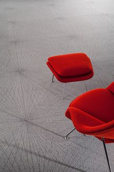 Millikan carpet tiles