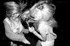 Party dancing