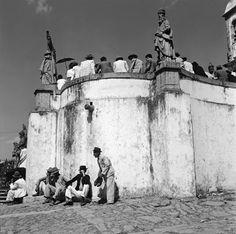 Marcel Gautherot Jubileu do Santuário de Bom Jesus de Matosinhos, 1950  Congonhas do Campo, MG