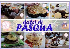 dolci di Pasqua dalla colomba classica alla versione velocissima e tante altre anche per bambini!