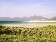 STUNNINGLY REMOTE ISLANDS OF THE OUTER HEBRIDES, SCOTLAND • DESIGN. / VISUAL.