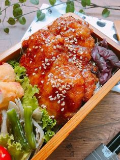 ✴︎ヒレカツのソースかつ弁当✴︎(ソースかつ丼のタレ) by 津久井 美知子 (chiko) | レシピサイト「Nadia | ナディア」プロの料理を無料で検索