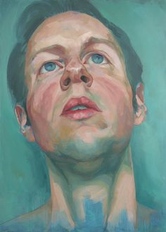 "Saatchi Online Artist: Casper Verborg; Oil, Painting ""untitled (2001052)"""