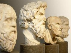 Introduction to Greek Philosophy by David Roochnik http://www.thegreatcourses.com/courses/introduction-to-greek-philosophy.html