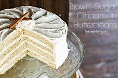 Brown Sugar Cinnamon Buttercream