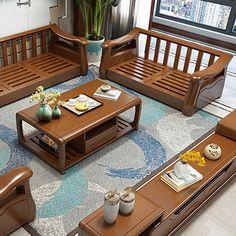 Living Room Partition Design, Pooja Room Door Design, Room Partition Designs, Living Room Sofa Design, Bedroom Bed Design, Girl Bedroom Designs, Modern Home Furniture, Furniture Design, Wooden Sofa Set Designs