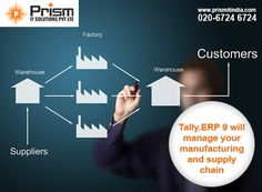 Get the best ERP for supply chain management/ Manufacturing in Pune For More Info: https://goo.gl/1YYTQc
