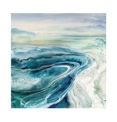 Wall Art - Ocean Print on Perspex – FURNISH