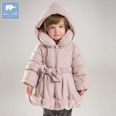 073bff86145c classic 25267 77cdf davebella winter infant coat baby down padded ...