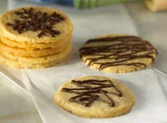 Chocolate Almond Wafer Cookies | Kellogg's® Rice Krispies®