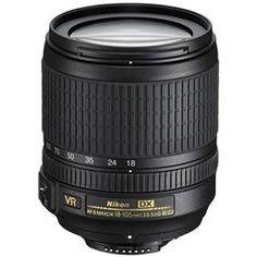 Refurbished 18-105mm lens