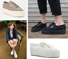 28353e0f3203 What we want this summer  Superga Platforms - Do or Don t