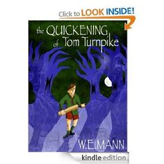 The Quickening of Tom Turnpike (The Talltrees Trilogy)...set in a boarding school in post-war England, this is a real page-turner for those of you who enjoyed Harry Potter!!