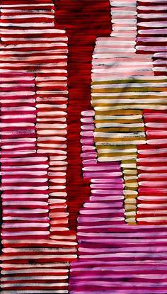 Bold Aboriginal ART BY Adam Reid | eBay Aboriginal Artwork, Aboriginal Artists, Aboriginal Culture, Found Art, Adam Reid, Painting Wallpaper, Australian Art, Indigenous Art, Tribal Art