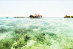 El paradisíaco panorama isleño. Foto: Félix Lorenzo