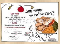 Temporada de cocido gallego   Restaurante tapería bar tienda Abica en A Coruña