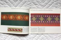 Central Asian Embroideries Journey Through Embroidery Pattern Instruction Chart | eBay