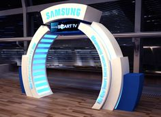 samsung smart tv launch campaign on Behance