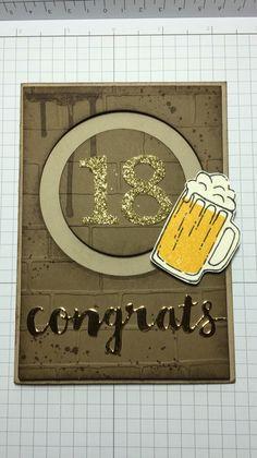 Mixed Drinks Stampin Up Spinner Card  https://m.facebook.com/Christie-Kunkel-Independent-Stampin-Up-Demonstrator-213159475376028/